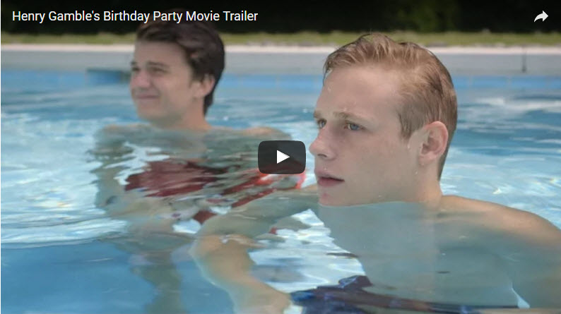 """Henry Gamble's Birthday Party"" will screen July 9th, ""Better Half"" will screen September 10th and Eastern U.S. premiere of ""Before the Fall"" at the OUT at the Movies Int'l LGBT Film Fest!"